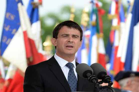 French Prime Minister Manuel Walls