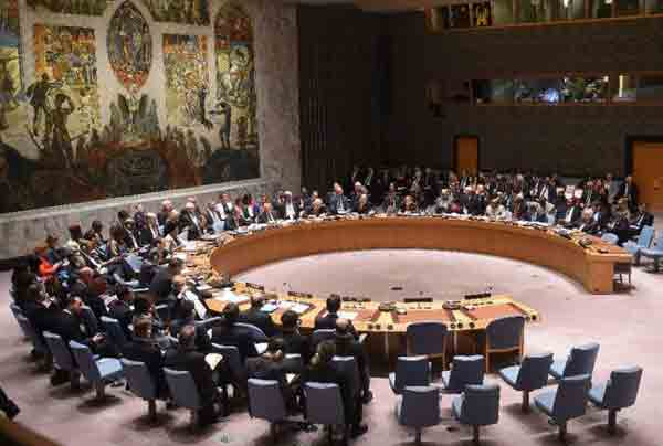 France and the UK requested to convene a meeting of the Security Council