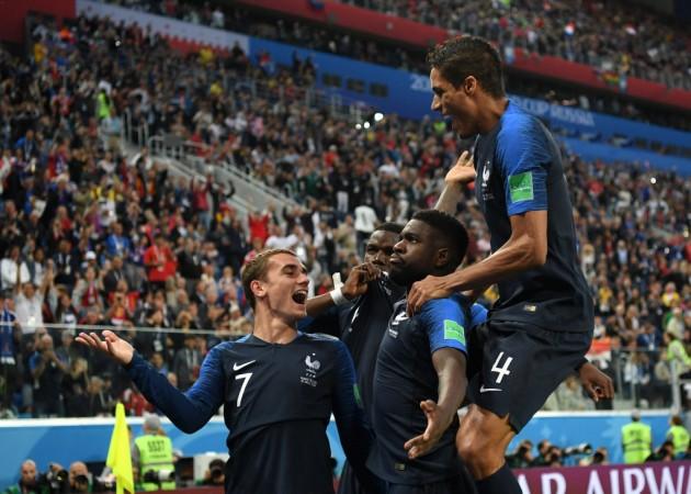 France beat Belgium to reach final