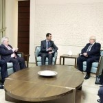 France's four MPs called on Syrian conflict