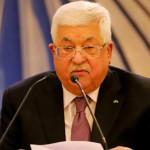 Palestinian President Mahmoud Abbas