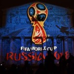 The Football World Cup will be held in Russia from June 14 to July 15