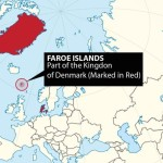 Faroe Islands UK islands located 200 miles northwest
