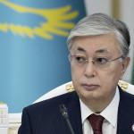 President Qasym-Zhomart Toqaev