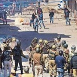 After 52 days lifted the curfew in many areas of the Kashmir Valley