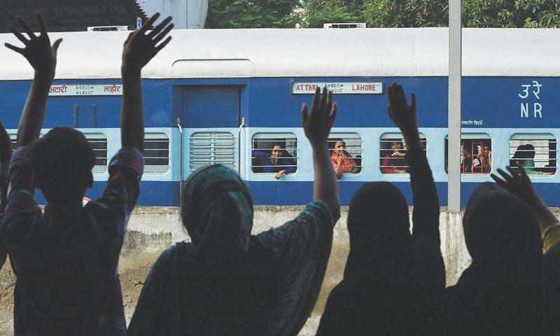 Haryana's water shortage was blown on February 18, 2007 in Samjhauta Express, between Lahore and Delhi.