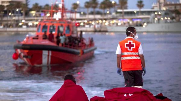126 immigrants drowned during Libya's attempt to reach Europe through the Mediterranean Sea