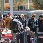 25 thousand Egyptians evacuated from Libya in two weeks