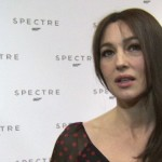 Italian model and actress Monica Bellucci