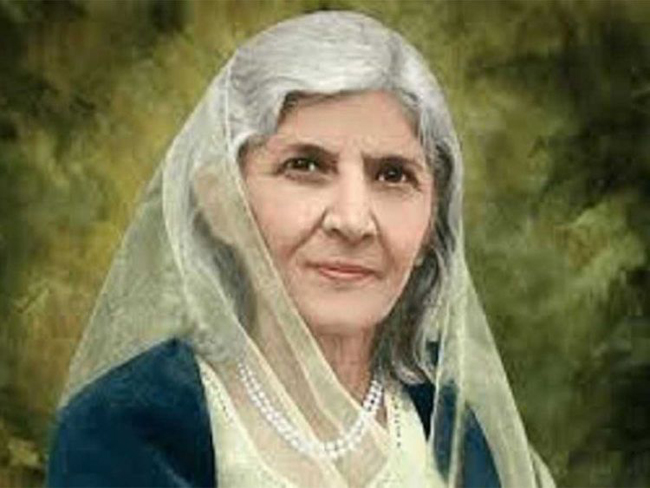 Mother of the Nation Mohtarma Fatima Jinnah