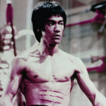 Film Actor and Martial Arts Expert Bruce Lee