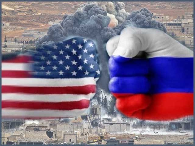 Experts from Syria now have two major powers in the United States and Russia contenders