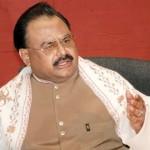 (MQM) chief Altaf Hussain