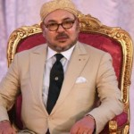 The current king of Morocco Mohammad VI