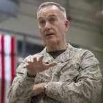 US Army Chief General Joseph Dunford
