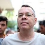 Christian leader Pastor Andrew Craig Brunson