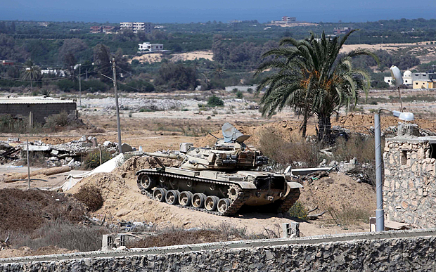 Egypt has evicted 3,200 families from Sinai