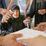 The first phase of parliamentary elections in Egypt