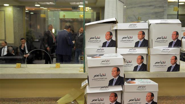 In Egypt, boycott voices of presidential elections from 26 to 28 March have begun