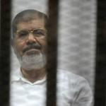 Former Egyptian President Mohammad Mursi,