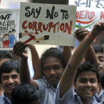 According to a recent survey by Transparency International, India has the highest bribery rate at 39%