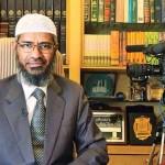 Islamic Muslim preacher Dr Zakir Naik