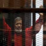 Ousted President Dr. Morsi