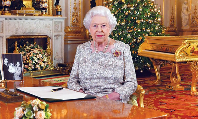 Queen Elizabeth II has approved Britain's separation from the European Union