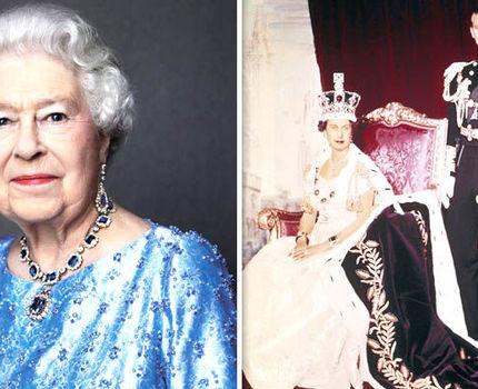 A memorable photo file of Queen Elizabeth II