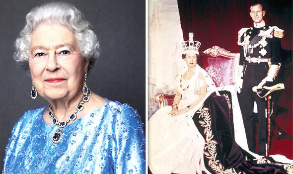 A memorable photo file of Queen Elizabeth II