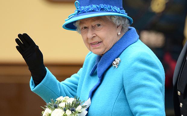 Queen of Britain Elizabeth II