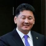 Prime Minister of Mongolia Khurelsukh Ukhnaa
