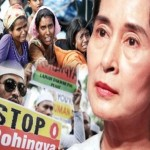 Aung San Suu Kyi, Myanmar's Nobel Peaceman Canada's honorary citizenship 6 was a global personality