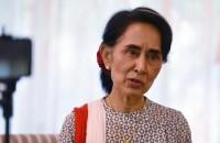 Myanmar's State Counsellor Aung San Suu Kyi