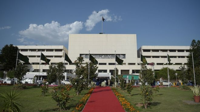 To hold the first session of the National Assembly on August 13