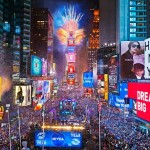 Times Square to welcome the new year with 10 million people, is expected to