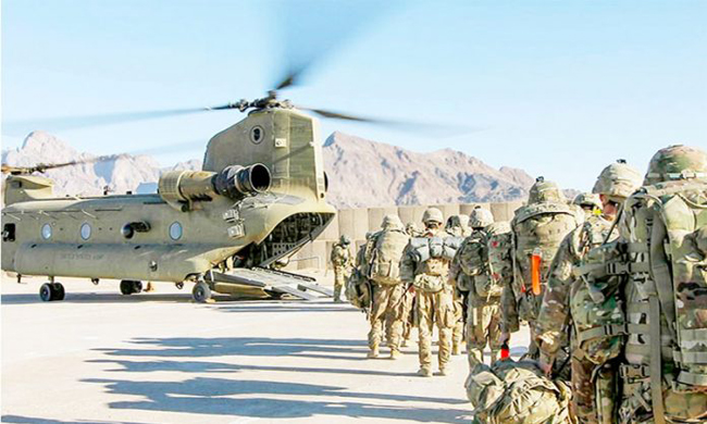 It has been decided to withdraw troops from Afghanistan by September 11 this year, the 20th anniversary of the 9/11 attacks