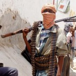 Militants in Nigeria