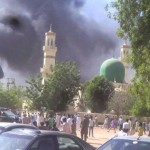Nigeria mosque attack in the city of Kano, killing 120 people