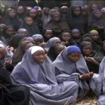 The 200 Nigerian school girls abducted from video released