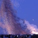 Carrying NASA karsd '' Antares '' crash