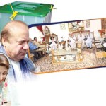 Nawaz and Maryam decided come back to the scene before the supplementary election