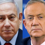 Netanyahu and Benny Gentz will take turns prime ministers and form their own cabinet.