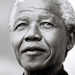 Nelson Mandela was only the most popular leader of the people of South Africa