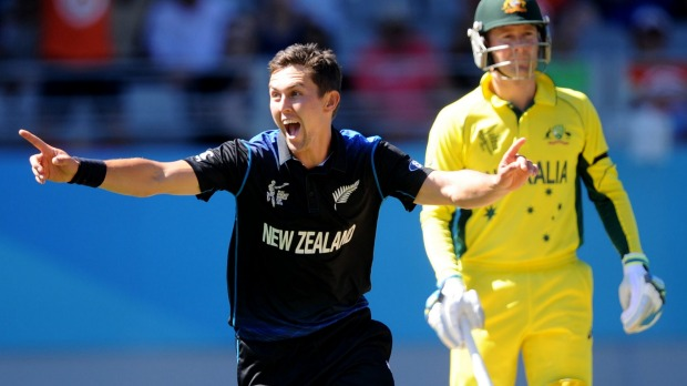 New Zealand to Australia by one wicket after the thrilling beat