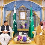 Prime Minister Imran Khan and Saudi Crown Prince and Defense Minister Prince Mohammed bin Salman