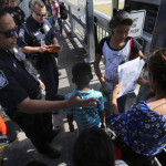 Trump administration to stop expelling children from crossing the border