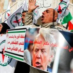 Protests in various countries over Trump's Middle East peace plan