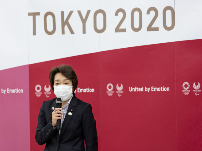 Hashimoto Seiko is the new head of Tokyo Games 2020