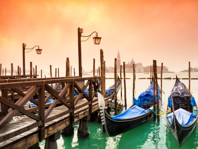 Venice is among Europe's most touristed destinations